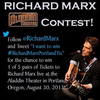 Richard Marx Contest