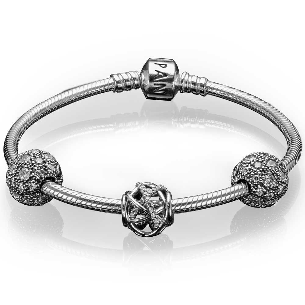PANDORA Stargazer Gift Set | Pandora, Pandora jewelry and Jewelry case