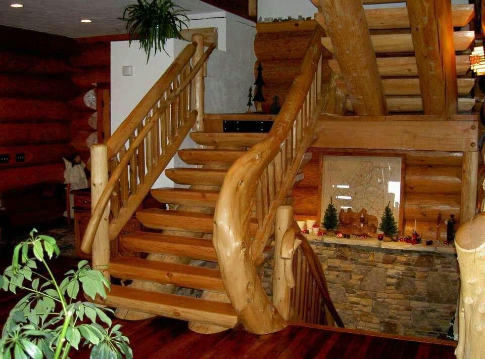 Log Furniture | miniature log cabin furniture