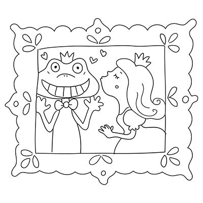 marabu window color malvorlage prinzessin mit frosch marabu windowcolor malvorlage. Black Bedroom Furniture Sets. Home Design Ideas
