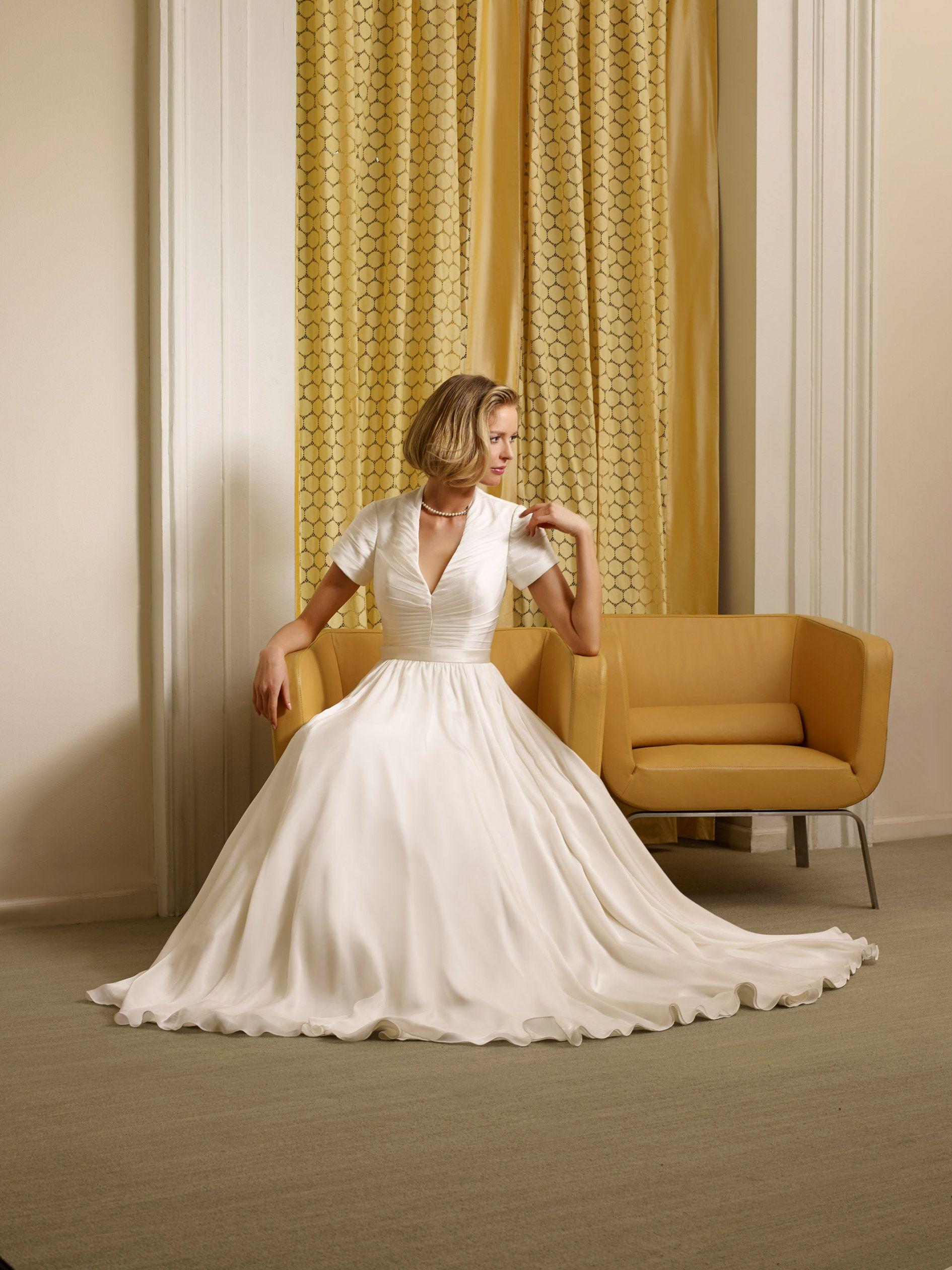 The Steven Birnbaum Collection Barbara gown.