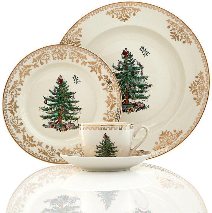 Pin By Juliana Jenkins Gaciarek On Christmas Ideas In 2020 Spode Christmas Tree Christmas Dinnerware Spode Christmas