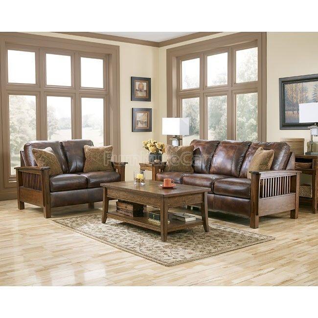 Unique Living Room Furniture Sets: Wilkins - Canyon Living Room Set