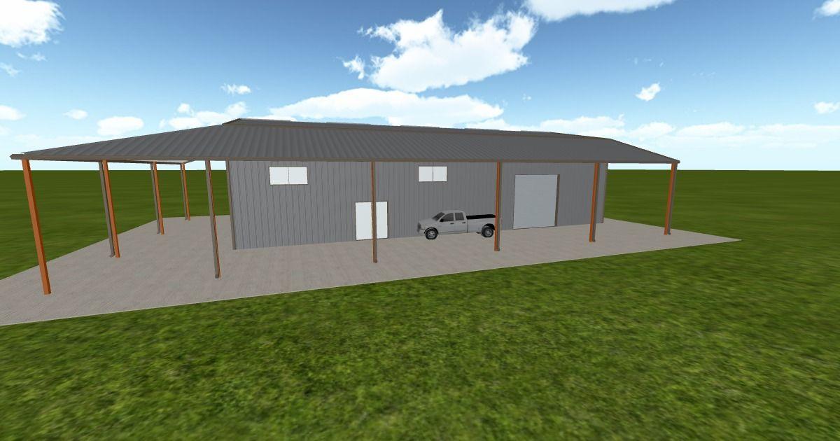 Cool 3D #marketing http://ift.tt/211uP51 #barn #workshop #greenhouse #garage #roofing #DIY
