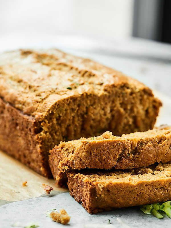 Vegan Zucchini Bread Recipe W Chia Egg Recipe Vegan Zucchini Bread Zucchini Bread Recipes Bread Recipes Sweet