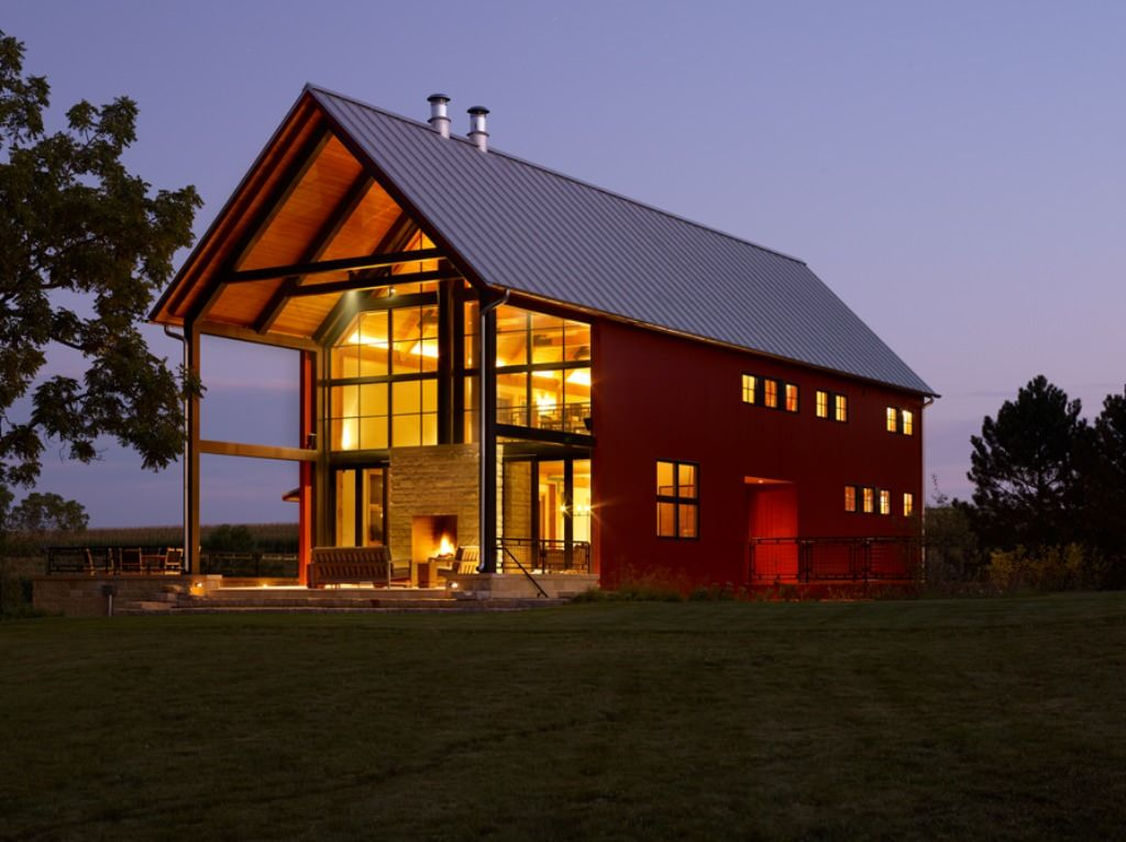 Pole Barn, Pole Barn With Living Space Designs Pole Barn Plans Living .