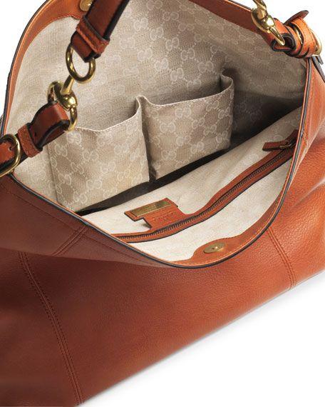 Harness Leather Hobo Bag f6d314b0d038c