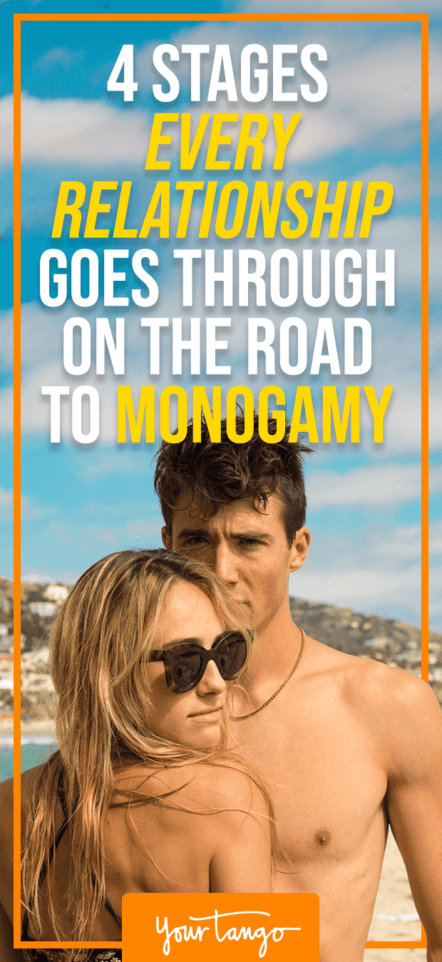 Monogamous casual dating