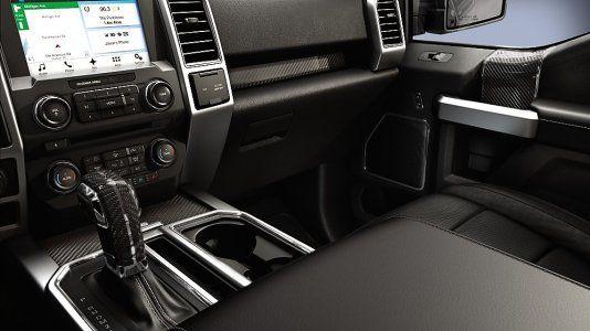 Carbon Fiber Package Ford F150 Raptor Truck Hybrid Car