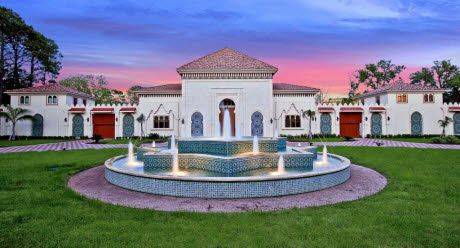 Moroccan Palace In Houston 5 900 000 Houses In Houston Texas Mansions Moroccan Dreams