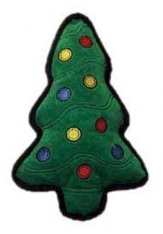 Holiday Tuff Ones Christmas Tree Dog Toy