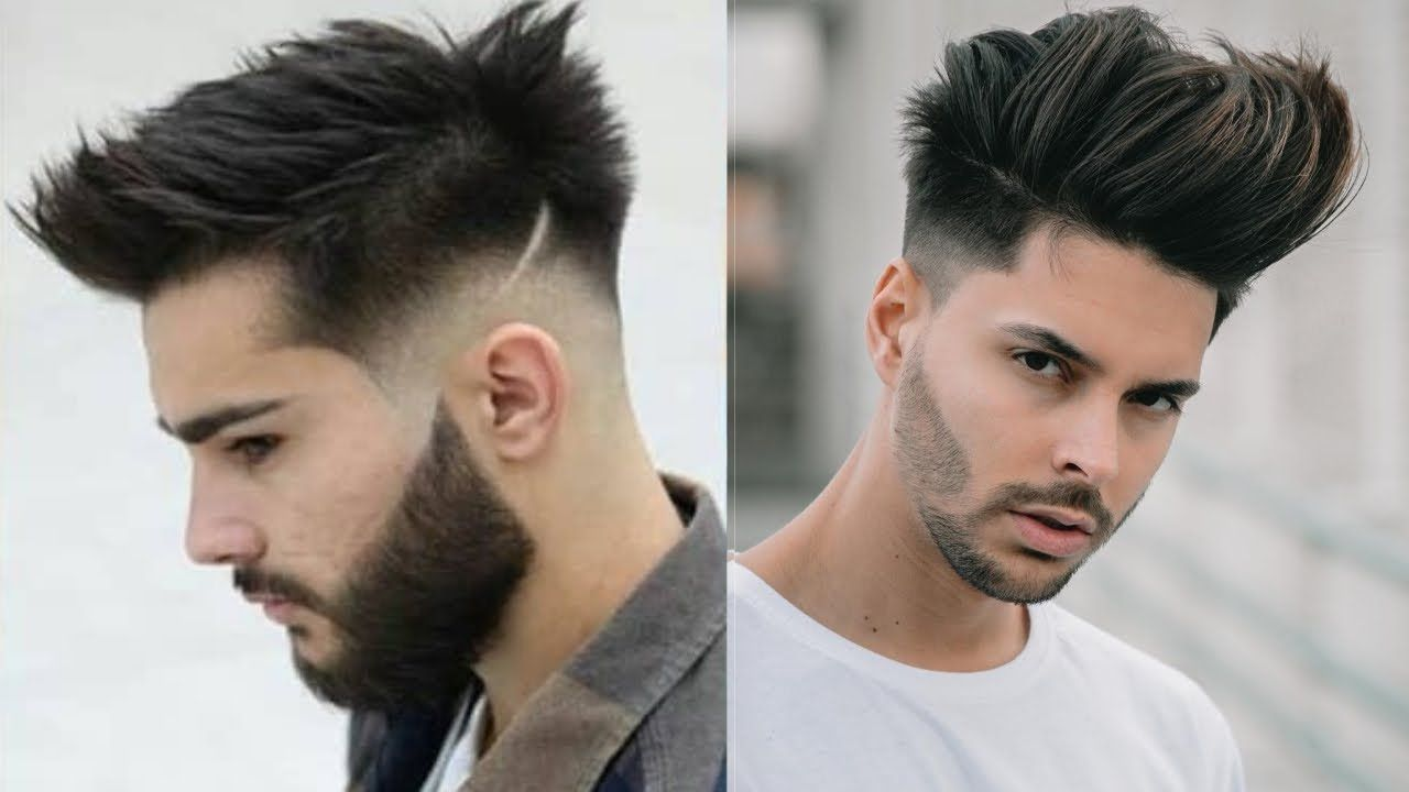 Best Stylish Hairstyles For Men 2019 Haircut Trends For Best Stylish Hairstyles For Men 2019 Haircut Trends Fo Stylish Hair Mens Hairstyles Trending Haircuts