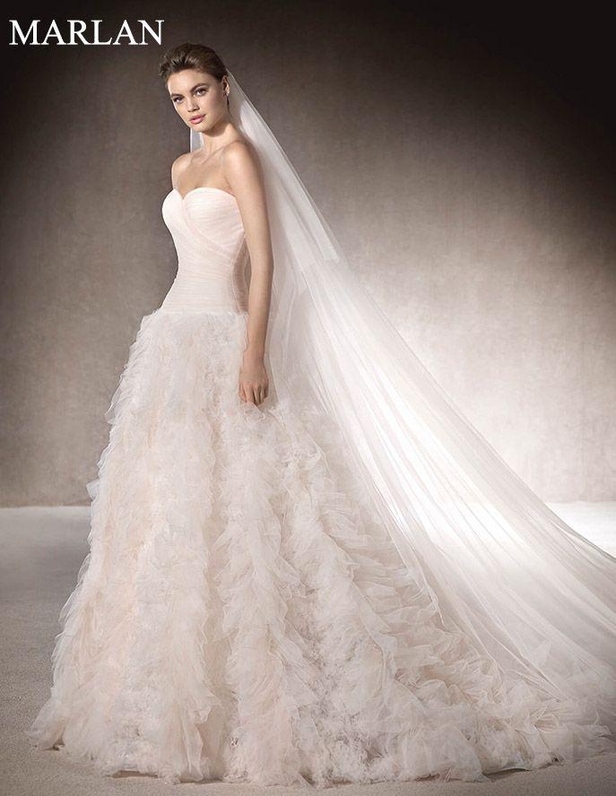 Abiti da sposa e vestiti da sposo per il tuo matrimonio, Collezione St.Patrick 2017.