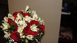scarlet bouquet