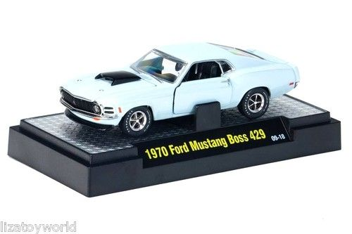 Daily Limit Exceeded Diecast Cars 1970 Ford Mustang Ford Mustang Boss