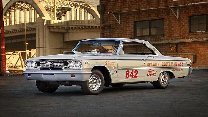 1963 Ford Galaxie A/FX Replica