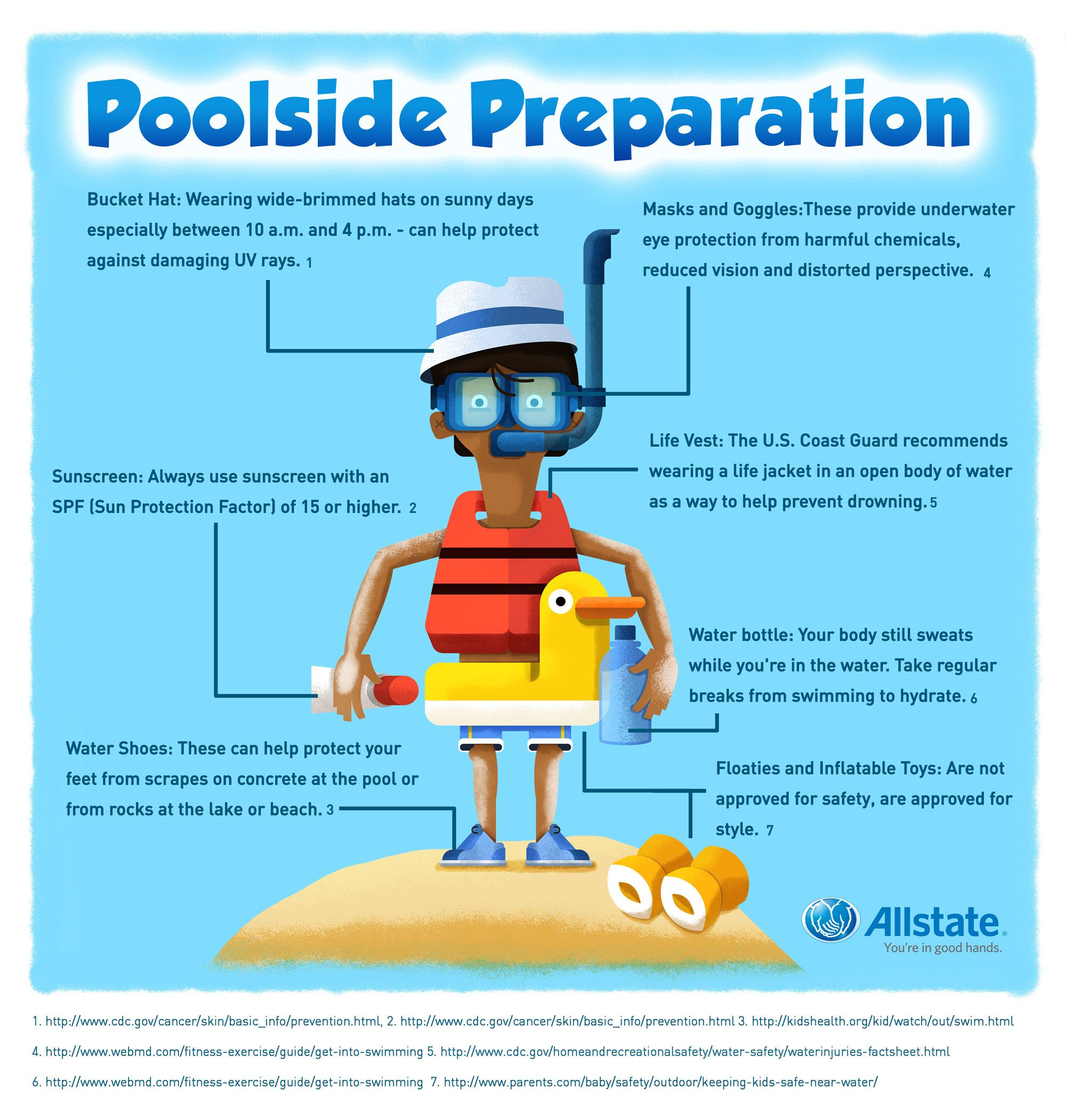 Summer fun pool safety safety summer fun and stay safe Health and safety swimming pool regulations
