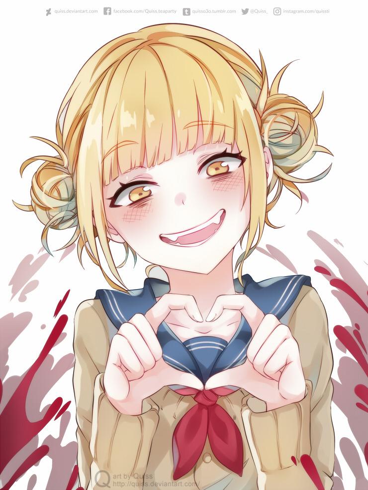 Anime Manga Tumblr Toga Himiko Yandere Anime Anime Anime Art Girl