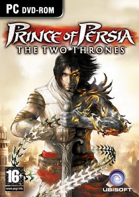 Free Downloads Pc Games And Softwares Prince Of Persia 3 The Two Thrones Pc Prince Of Persia Two By Two Ps2 Games