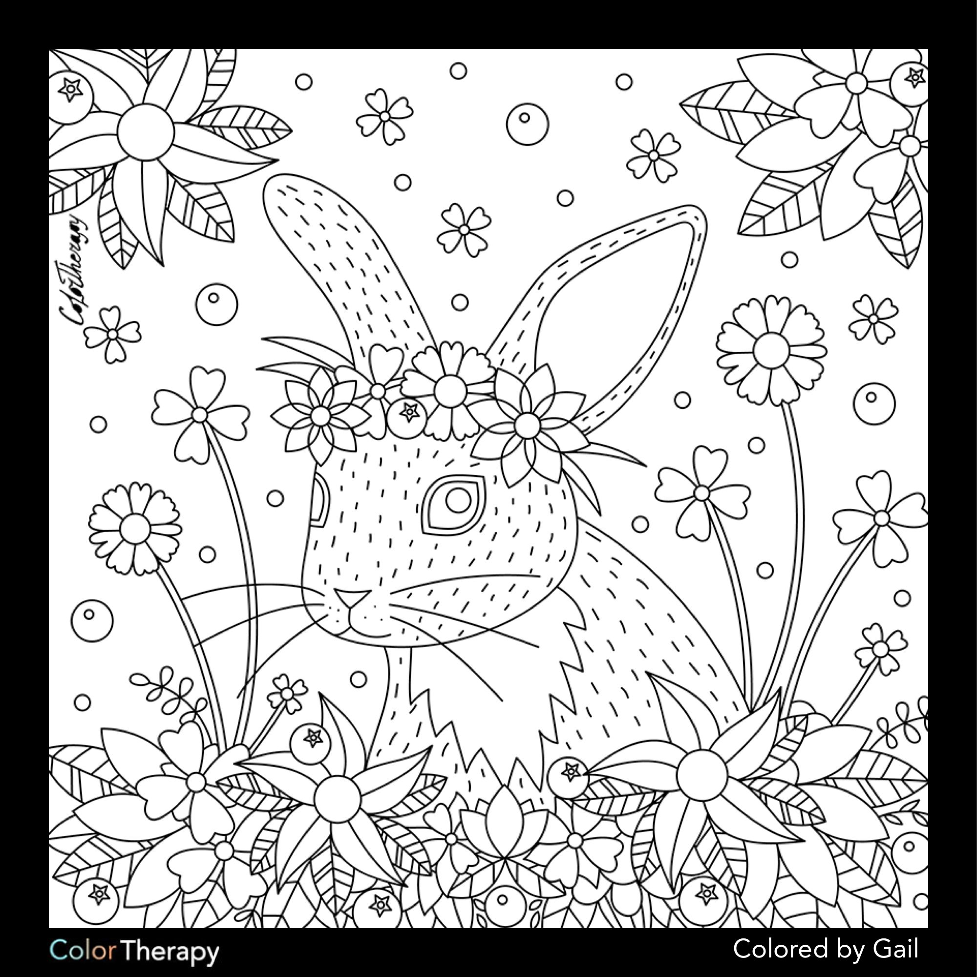 I Colored This Myself Using Color Therapy App It Was So Fun And Relaxing And It S Free Abstract Coloring Pages Cool Coloring Pages Coloring Books