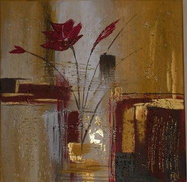 Aux couleurs d'automne - la peinture en abstrait ...
