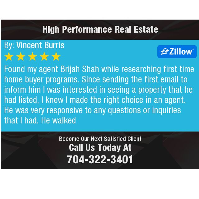 Found My Agent Brijah Shah While Researching First Time Home Buyer