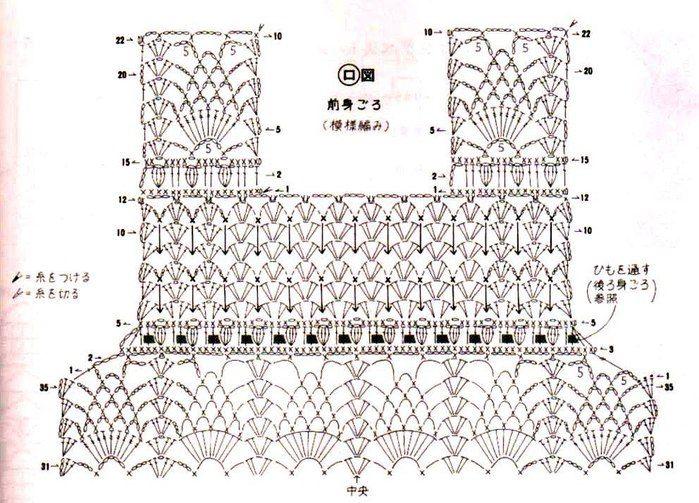 Vestimenta casual en tramas tejidas