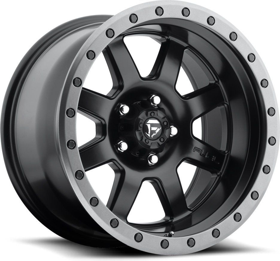 The Fuel Off Road One Piece D551 Trophy Series Wheel In Matte