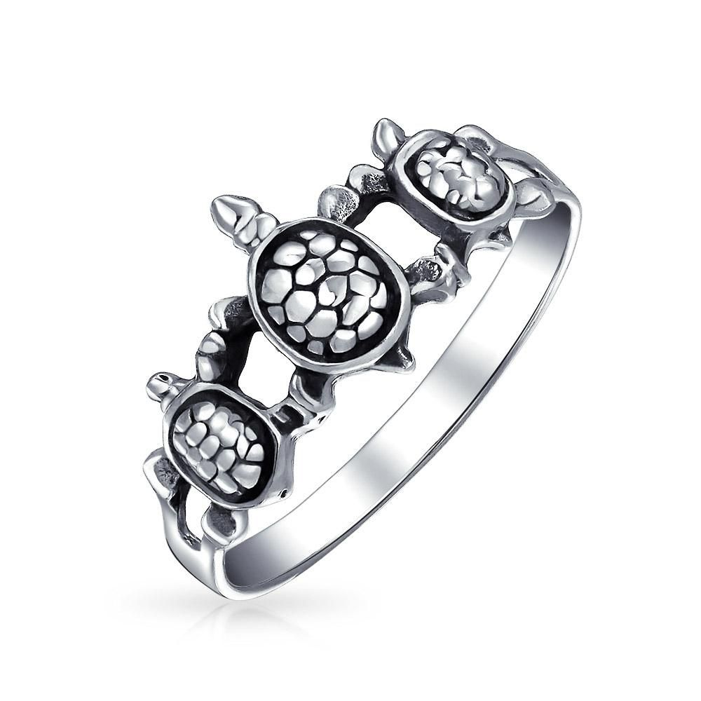 High Polished Band Size- 5,6,7,8,9,10 Butterfly Ring Pure 925 Sterling Silver
