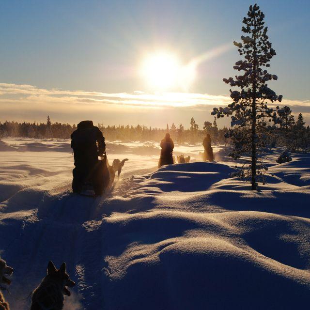 Kiruna, North Sweden