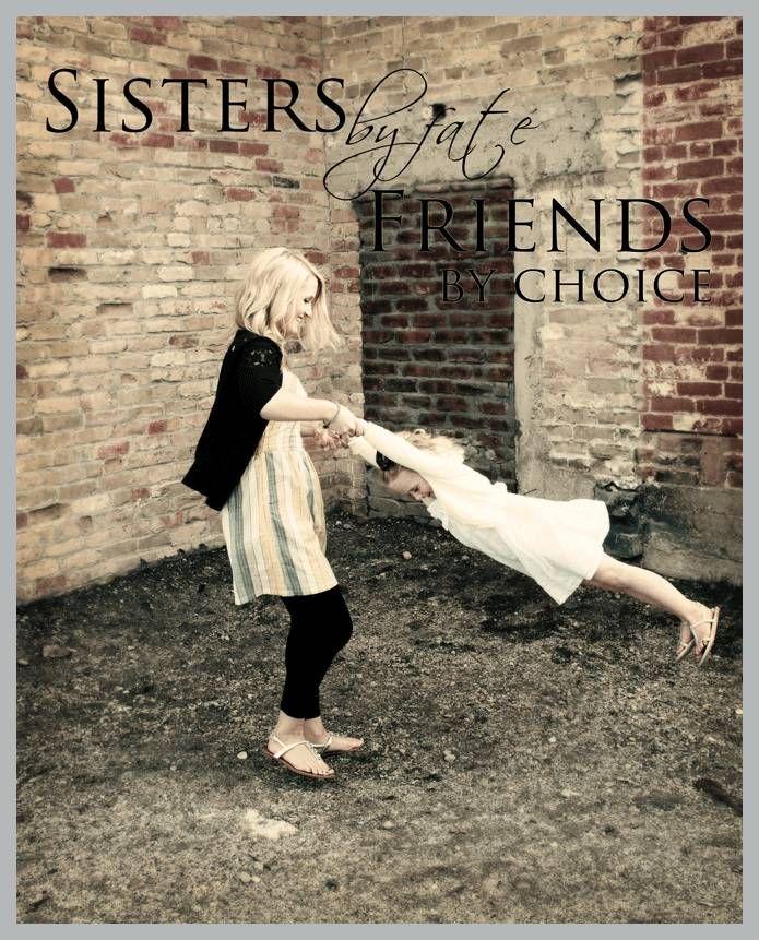 Big Sister Little Sister... Kinsie and Hj Love Thy