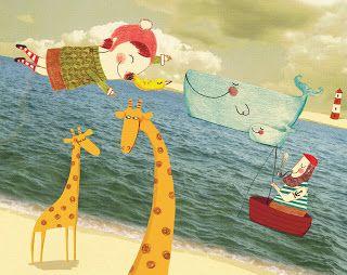 Conexão Autor com Ronize Aline | Como ilustrar livros infantis: entrevista com Bruna Assis Brasil | http://www.ronizealine.com