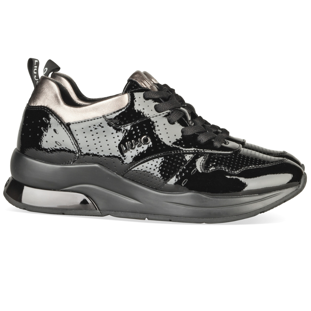 estilo único descuento en venta venta caliente Liu Jo Sneaker lak zwart (Karlie 14 sneaker) | Nike sneakers ...