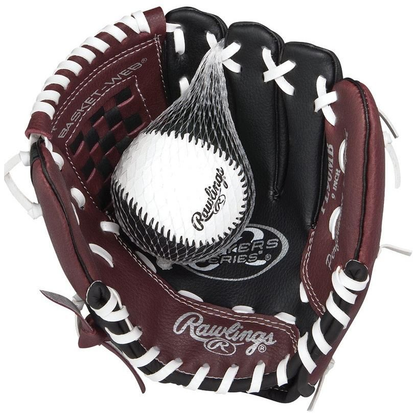 Rawlings PL91SR12/0 Players Series Baseball Glove, 9
