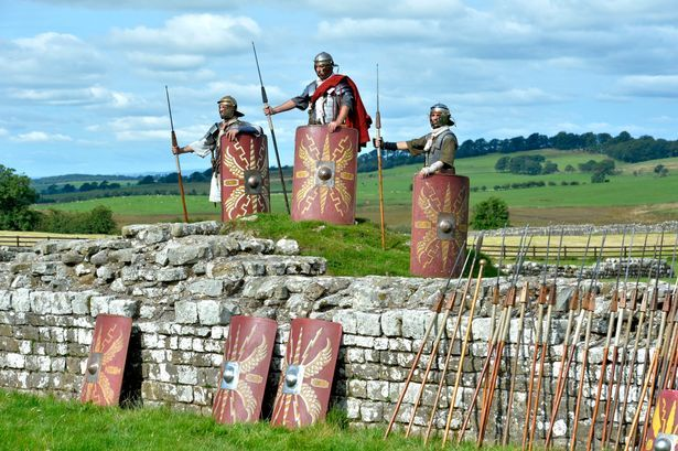Some Things Are About To Change At Hadrian S Wall Hadrians Wall Roman Britain English Heritage