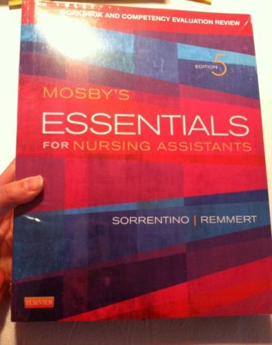 workbook for mosbys essentials for nursing assistants