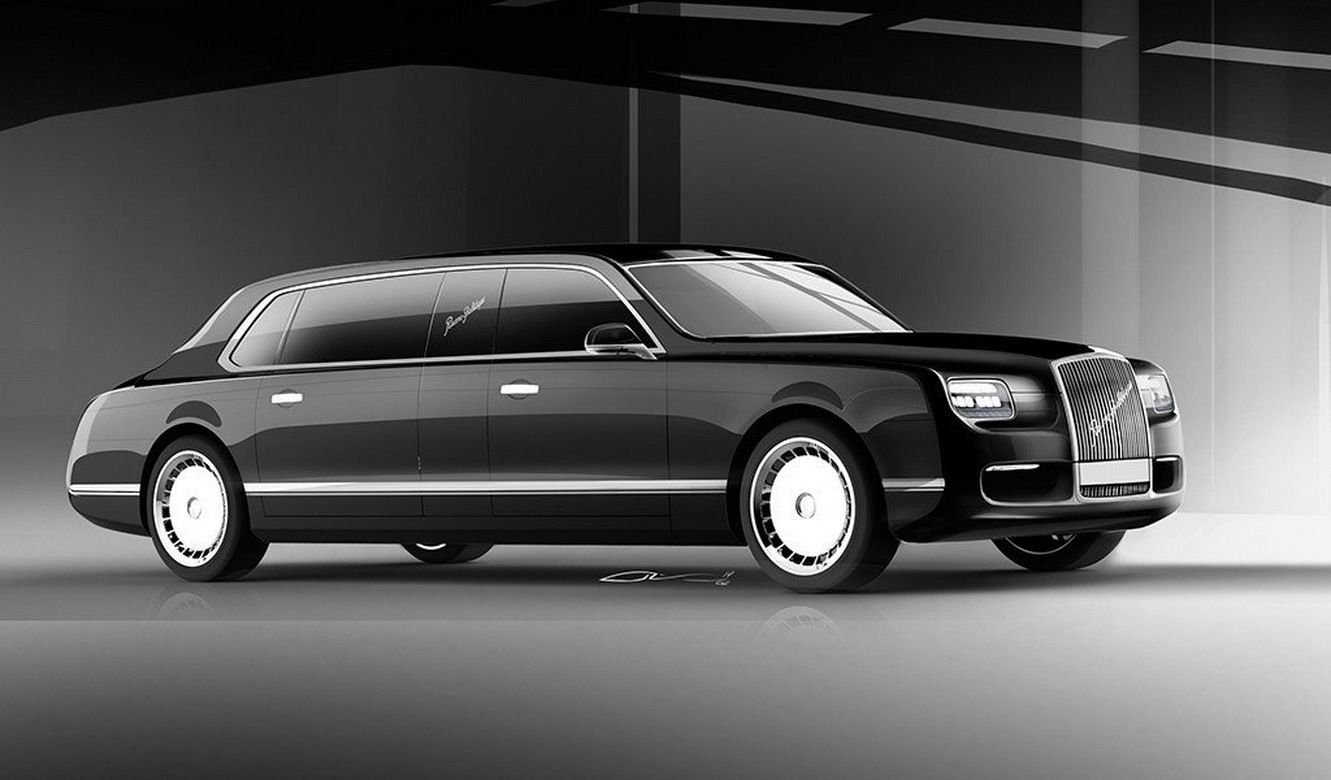 Putin S Presidential Limo Passes Crash Tests Will Be Unveiled Soon Carscoops Car Best New Cars Car Dealership