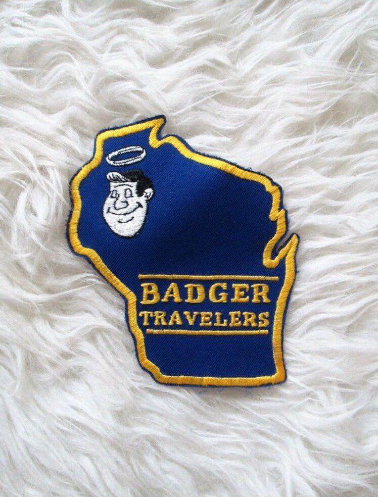 Vintage Wisconsin Badgers Travelers Good Sam Club RV Club