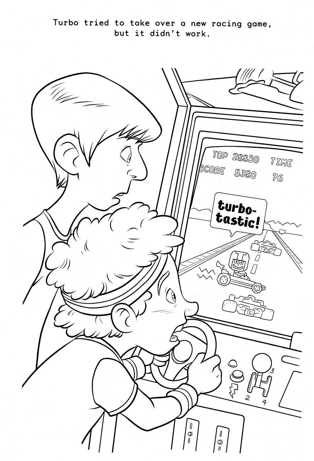 Картинки по запросу Wreck It Ralph Coloring Pages Coloring Pages