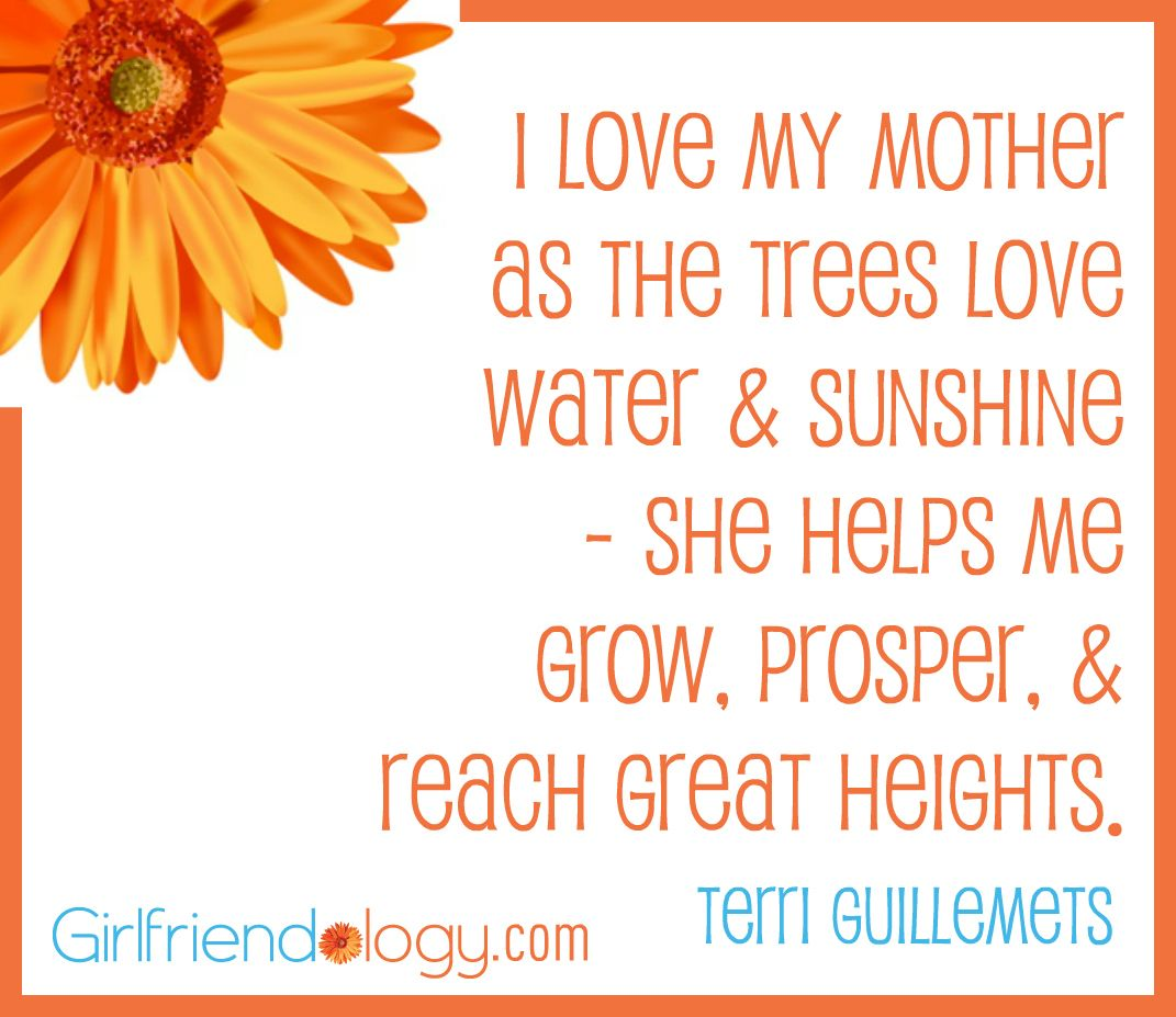 ten stress busting tactics my mother taught me mothers love and i love my mother