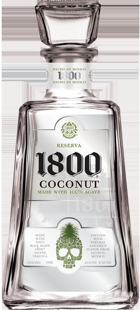 Coconut 1800 Tequila Coconut Tequila Mezcal Tequila 1800 Coconut