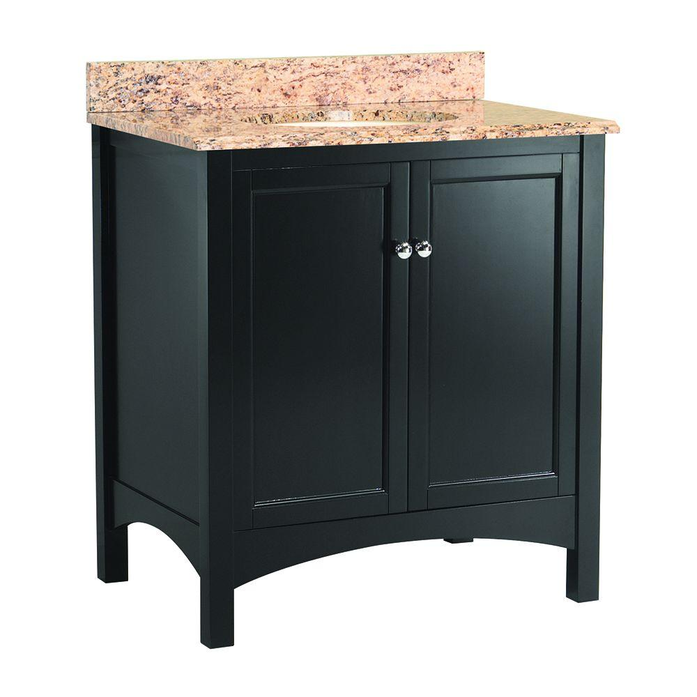 Home Decorators Collection Haven 31 In W X 22 In D Vanity In