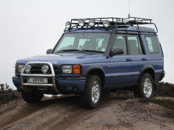"Land Rover Forums - Land Rover Enthusiast Forum - Urban Panzer's Album: Disco 2 TD5........""er Diesel??"" :o) - Picture"