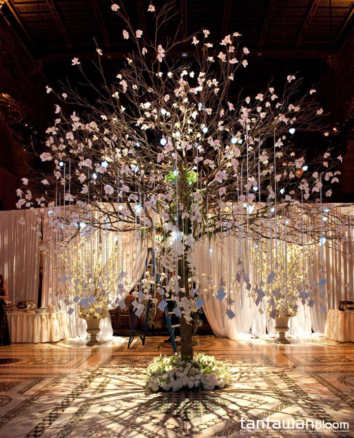 Tree Themed Wedding Ideas: Enchanting Wedding Reception Ideas
