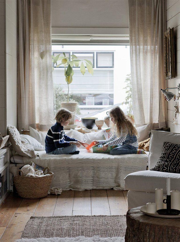 Kinderzimmer ohne bett window seat  h o m e  pinterest  zuhause kinderzimmer und wohnen