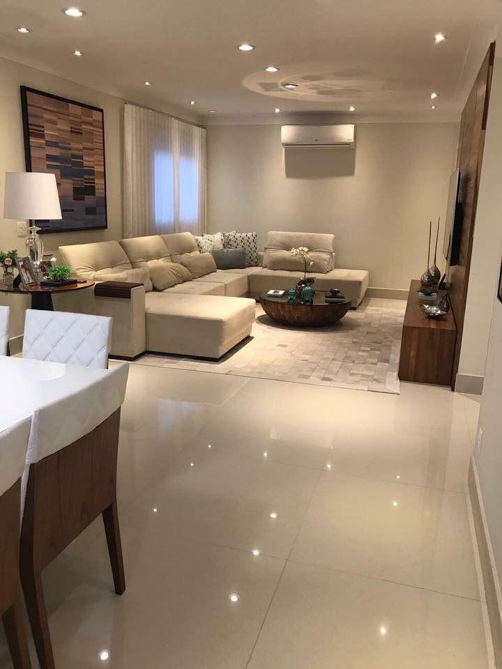 Piso montecristo salas de estar e tv pinterest pisos for Sala de estar segundo piso