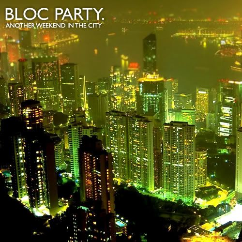 Bloc Party Another Weekend In The City Music Album Covers Pinterest Music Music Album Covers And Album Covers