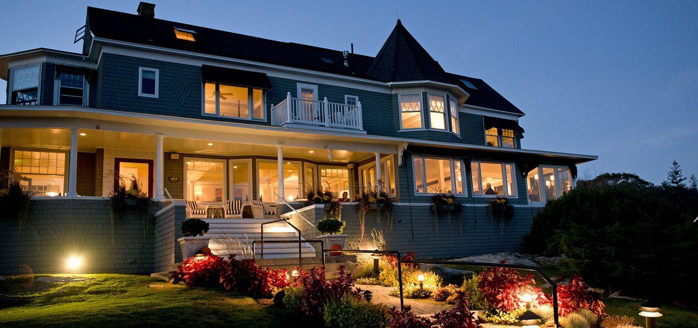 Ocean Cape Arundel Inn Kennebunkport Me Wedding Venue