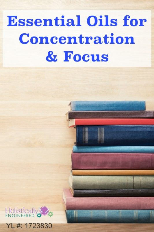 Essential Oils for Concentration and Focus #youngliving #essentialoils #yleo | Essential oils. Natural essential oils. Essential oil uses