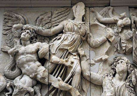 The Top 10 Ancient Greek Artworks Sculpture Greek Artwork Pergamon Museum Hellenistic Period